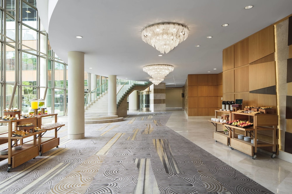 Meeting Facility, Santiago Marriott Hotel