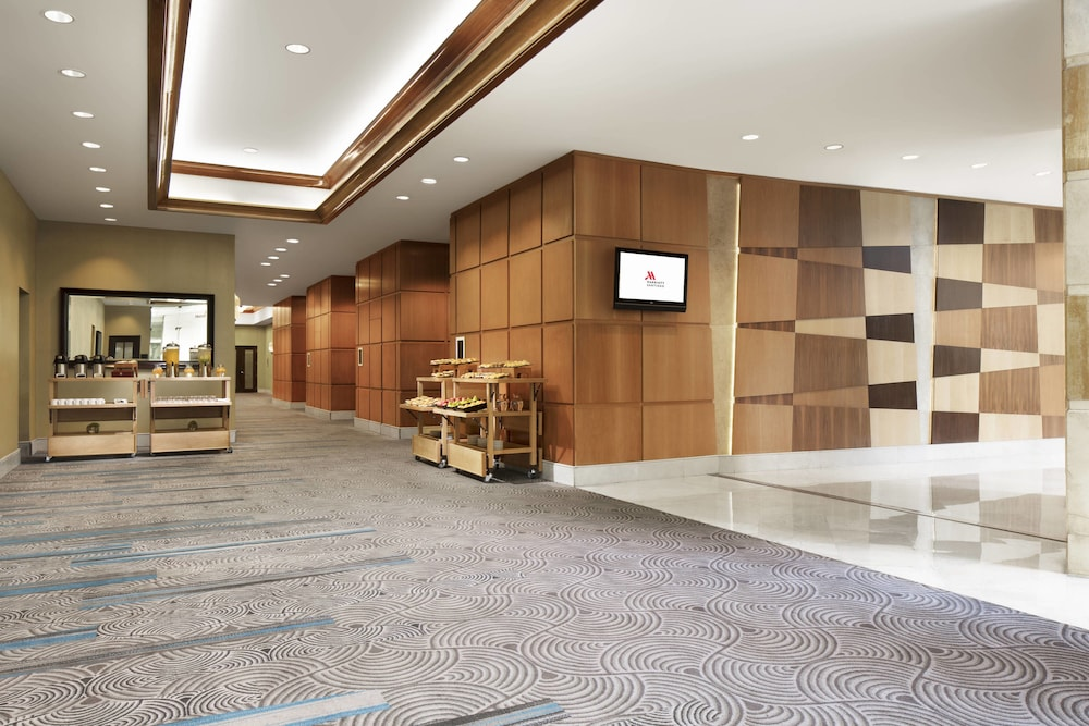 Reception Hall, Santiago Marriott Hotel
