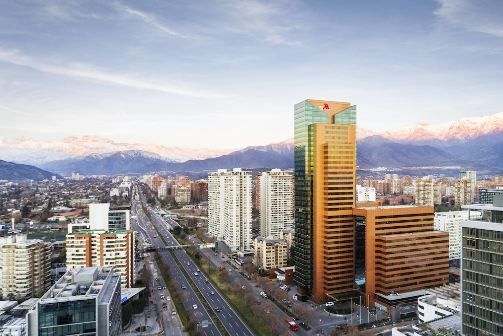 Featured Image, Santiago Marriott Hotel
