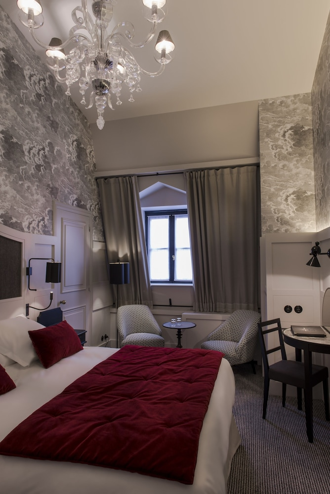 Room, Hotel d'Aubusson