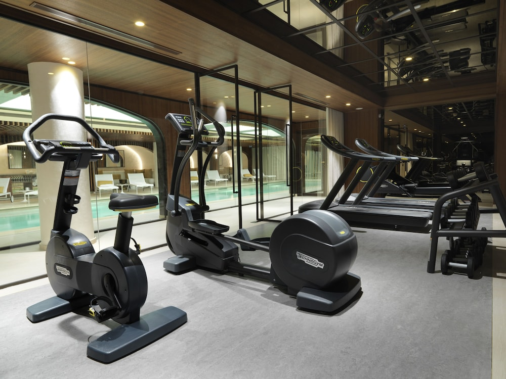 Fitness Facility, Hotel d'Aubusson