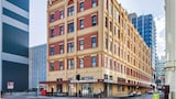 Franklin Central Apartments - Adelaide Hotels