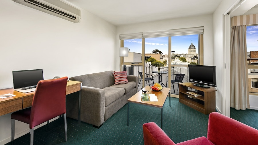 Melbourne Carlton Central Apartment Hotel