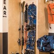 Depósito de equipamentos