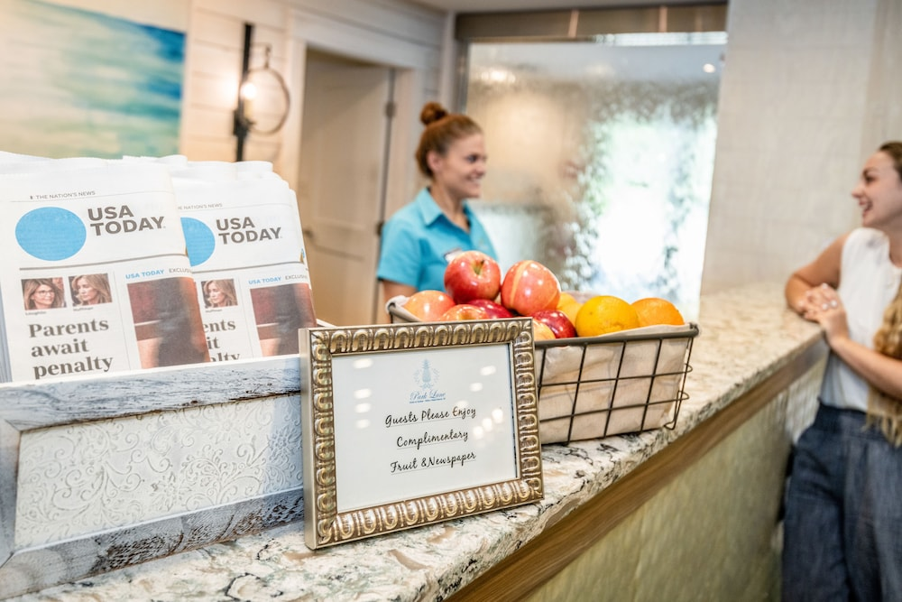 Check-in/Check-out Kiosk, Palmera Inn and Suites