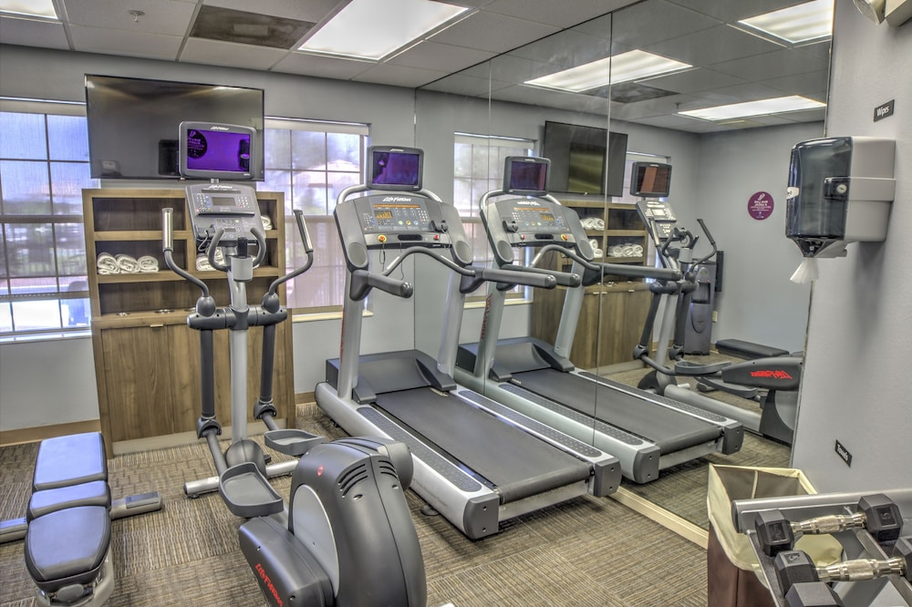 Fitness Facility, Residence Inn by Marriott McAllen