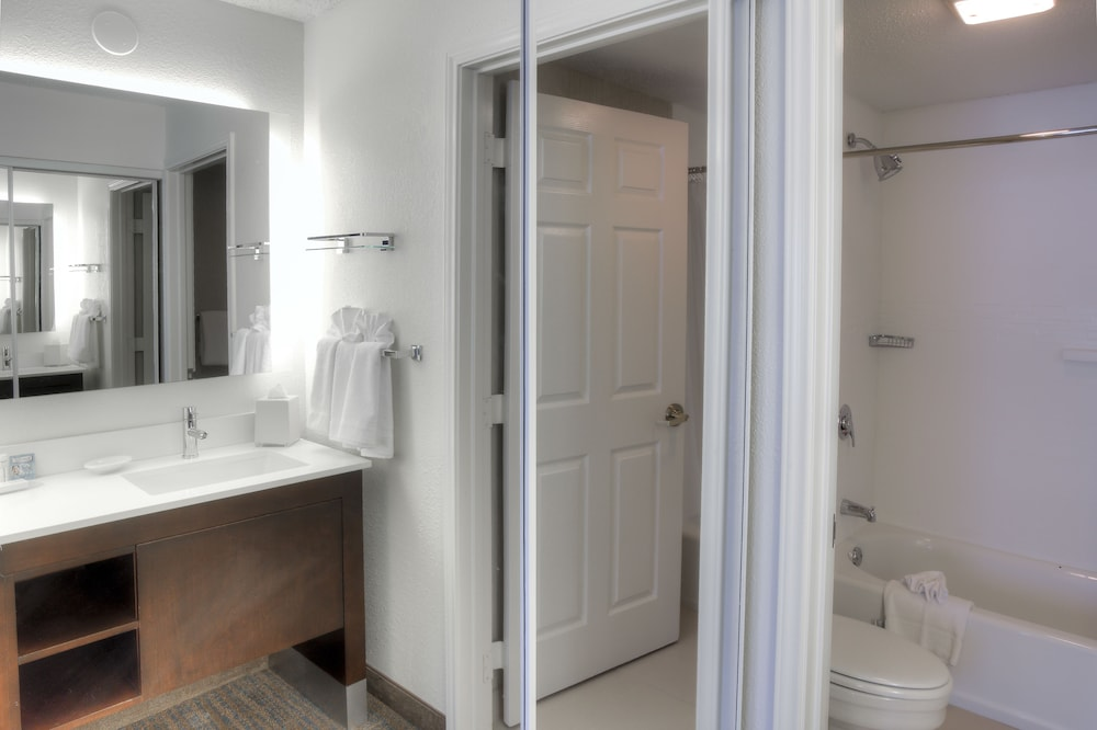 Bathroom, Residence Inn by Marriott McAllen
