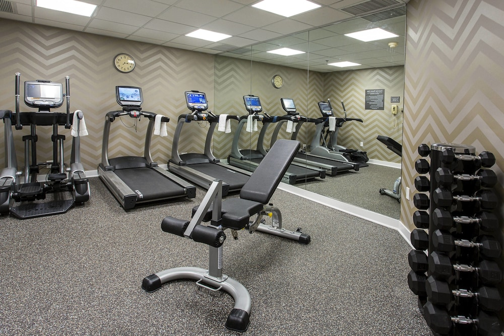 Fitness Facility, Residence Inn by Marriott Rochester West/Greece