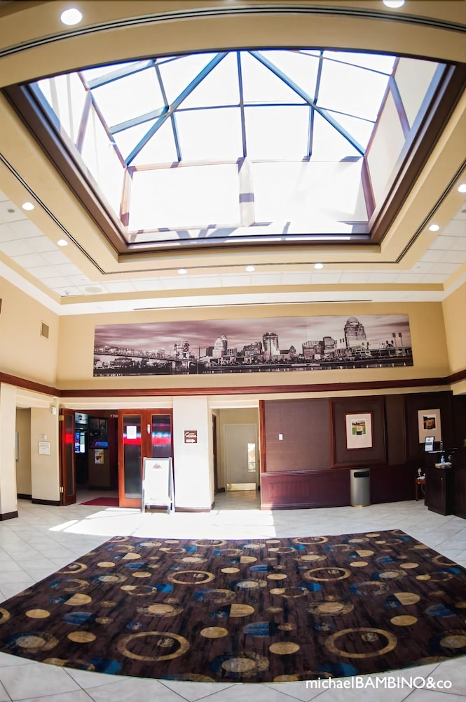 Aerial View Featured Image Lobby