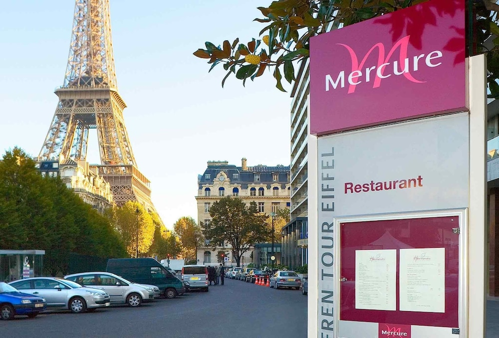 Book mercure paris centre tour eiffel paris hotel deals for Hotel near eiffel tower paris
