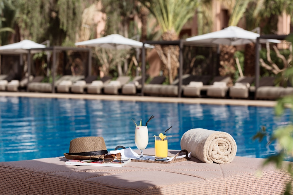 Outdoor Pool, Movenpick Hotel Mansour Eddahbi Marrakech