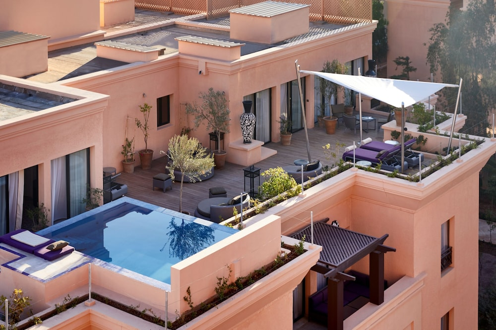 Terrace/Patio, Movenpick Hotel Mansour Eddahbi Marrakech