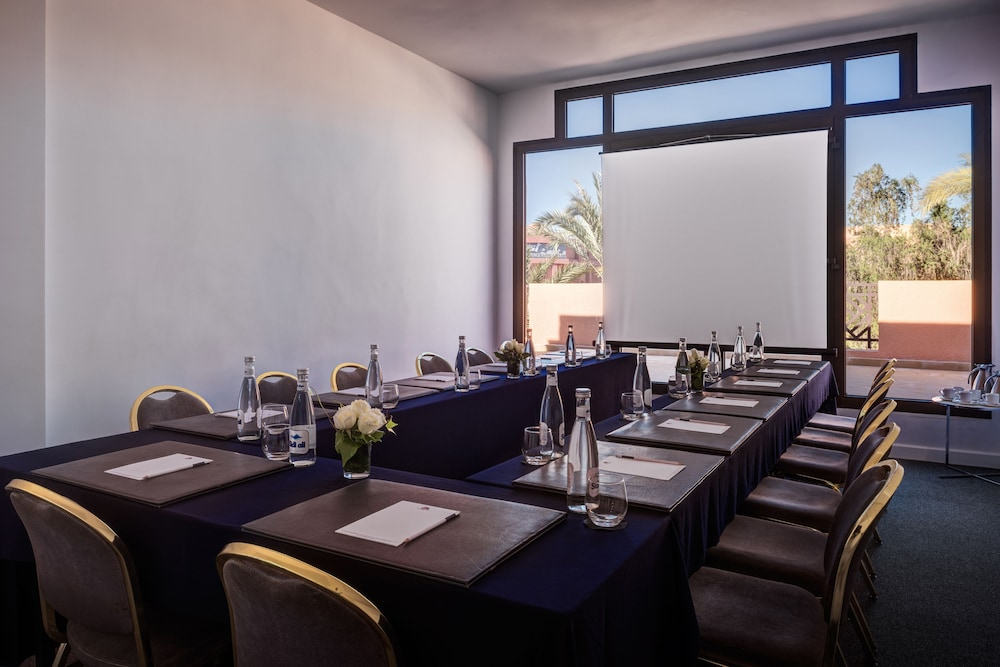 Meeting Facility, Movenpick Hotel Mansour Eddahbi Marrakech