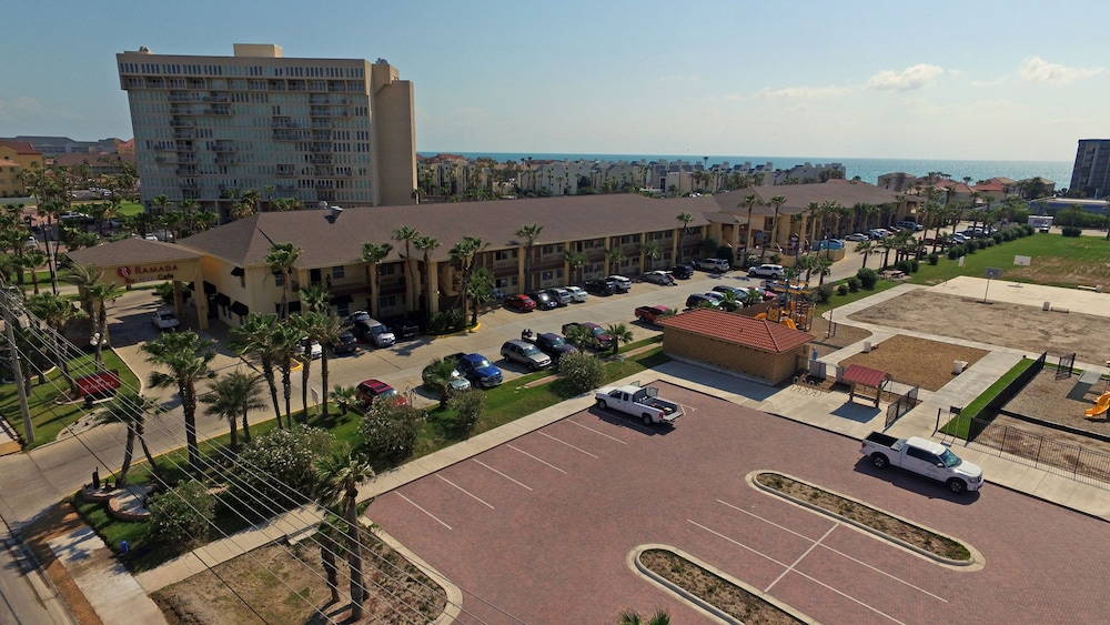 Aerial View, Ramada by Wyndham & Suites South Padre Island