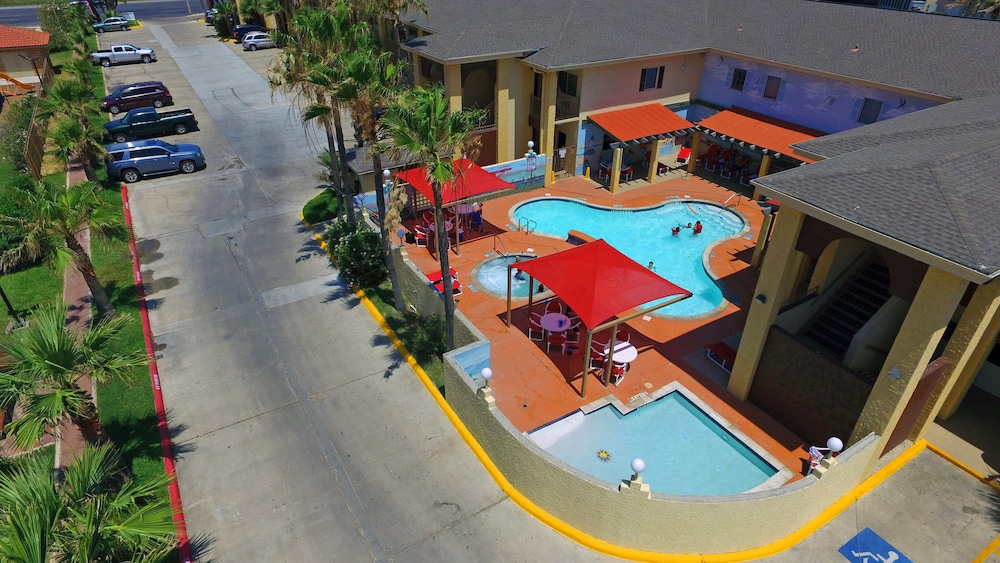 Pool, Ramada by Wyndham & Suites South Padre Island