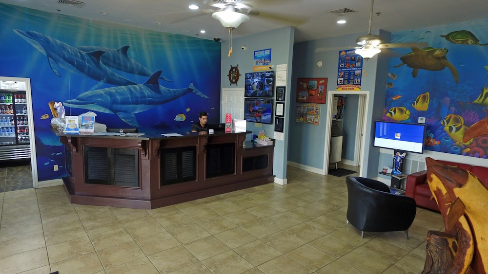 Reception, Ramada by Wyndham & Suites South Padre Island