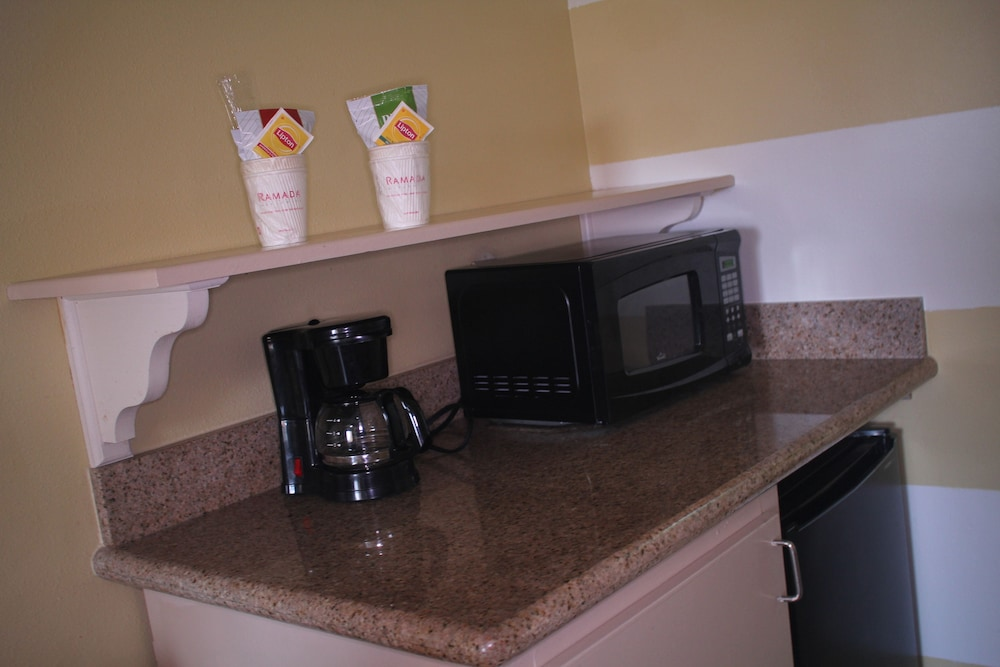 Private Kitchenette, Ramada by Wyndham & Suites South Padre Island