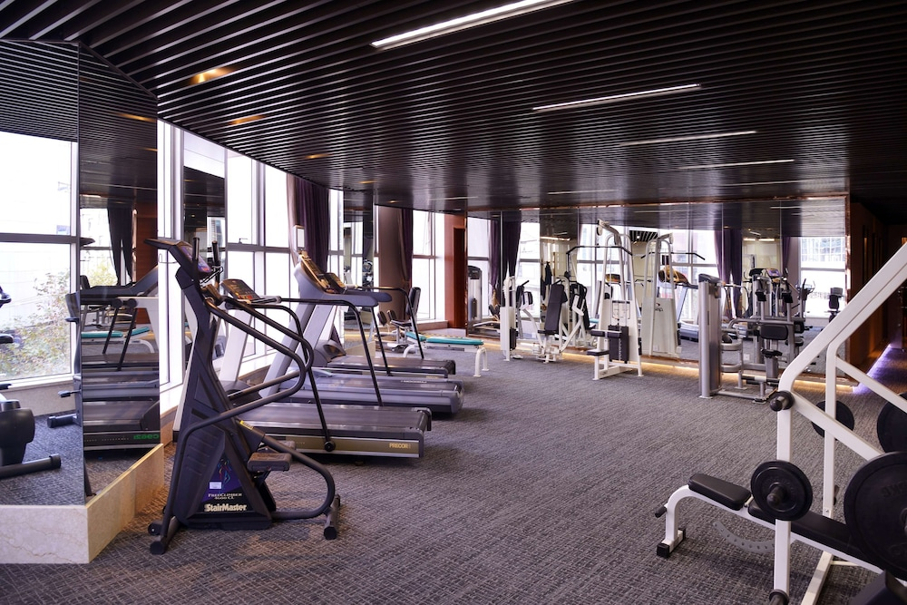 Fitness Facility, Central Hotel Shanghai