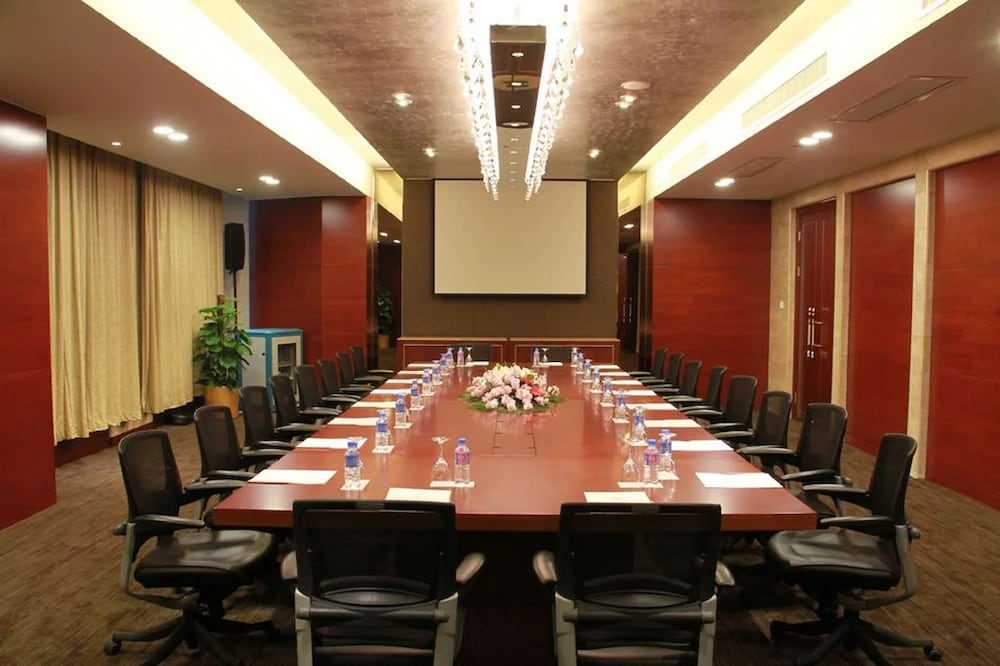 Meeting Facility, Central Hotel Shanghai