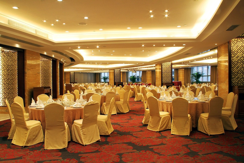 Banquet Hall, Central Hotel Shanghai