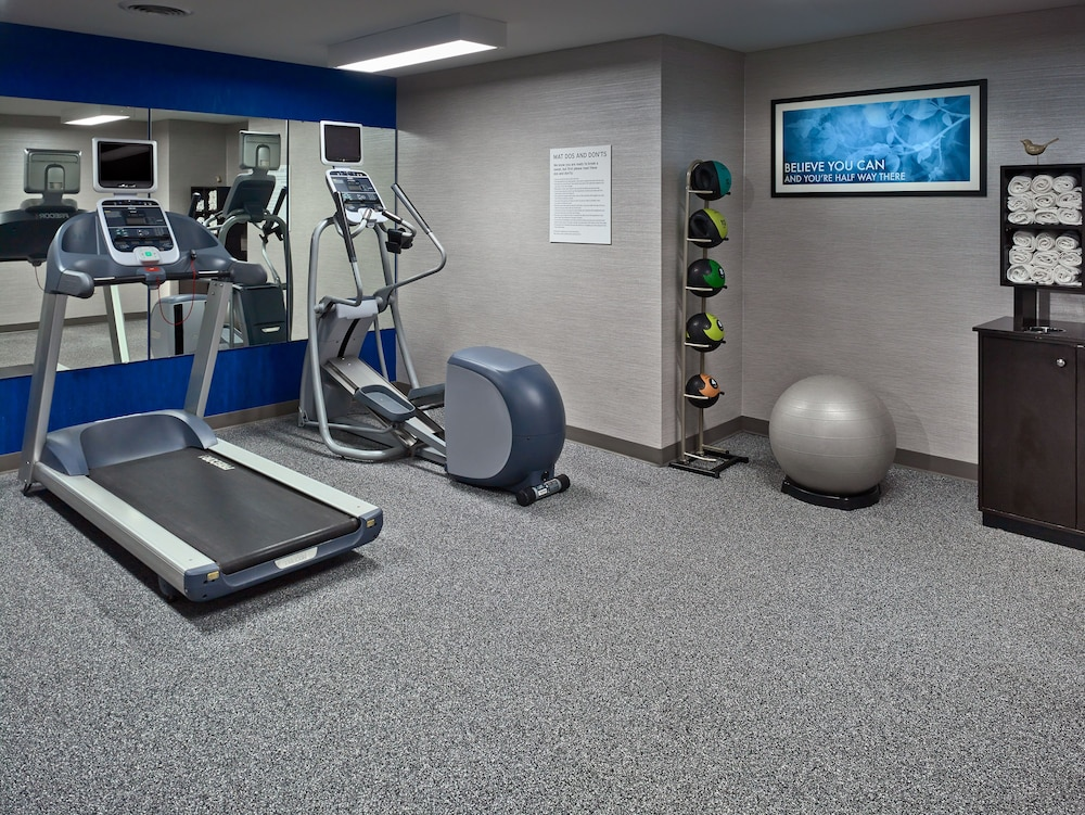 Gym, Sonesta ES Suites Andover Boston