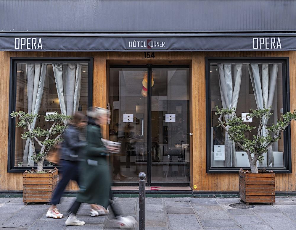 Hôtel Korner Opéra: 2019 Room Prices, Deals & Reviews ...