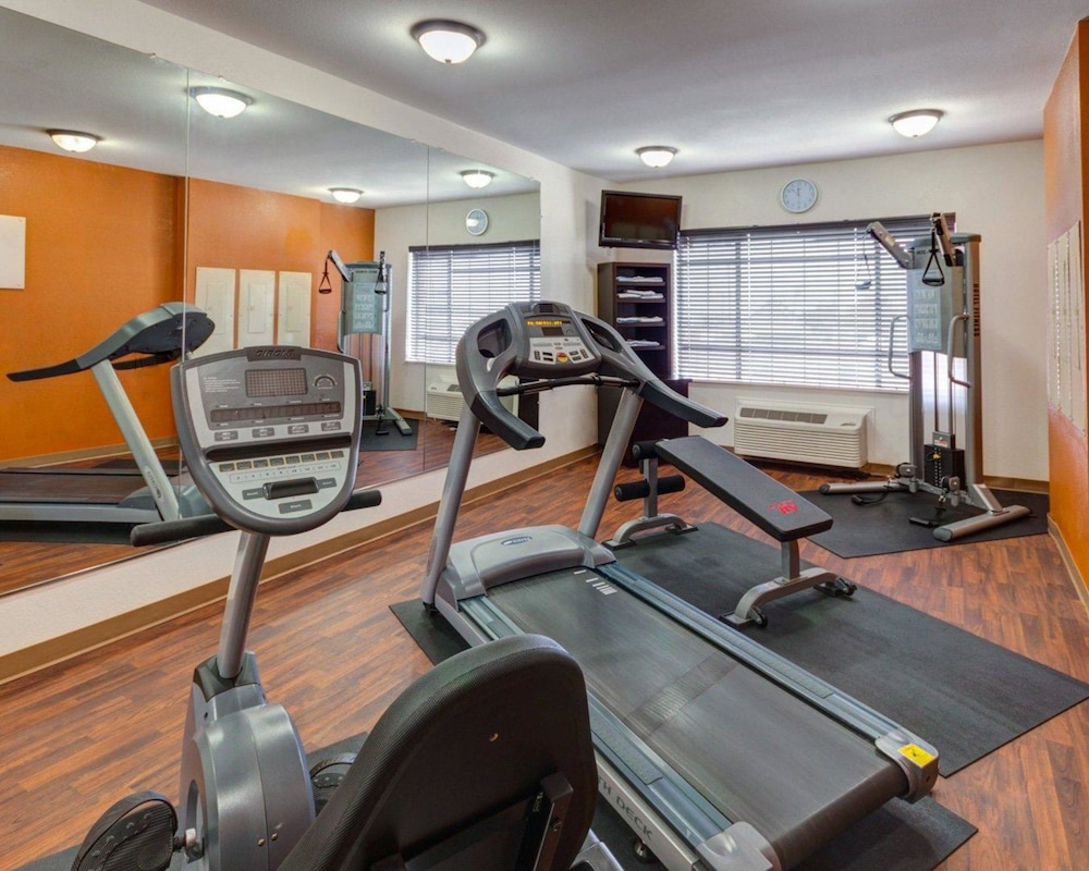 Fitness Facility, Comfort Suites Lake Ray Hubbard