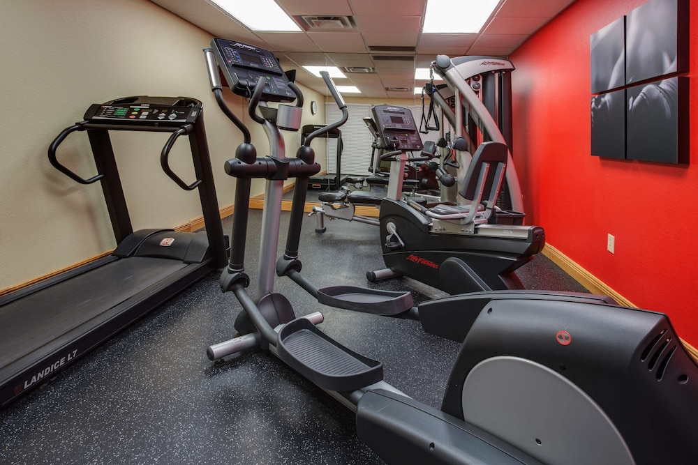 Fitness Facility, Country Inn & Suites by Radisson, Orlando, FL