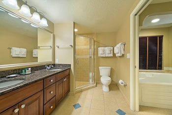 Suite, 1 Bedroom, Accessible (Hearing) - Bathroom