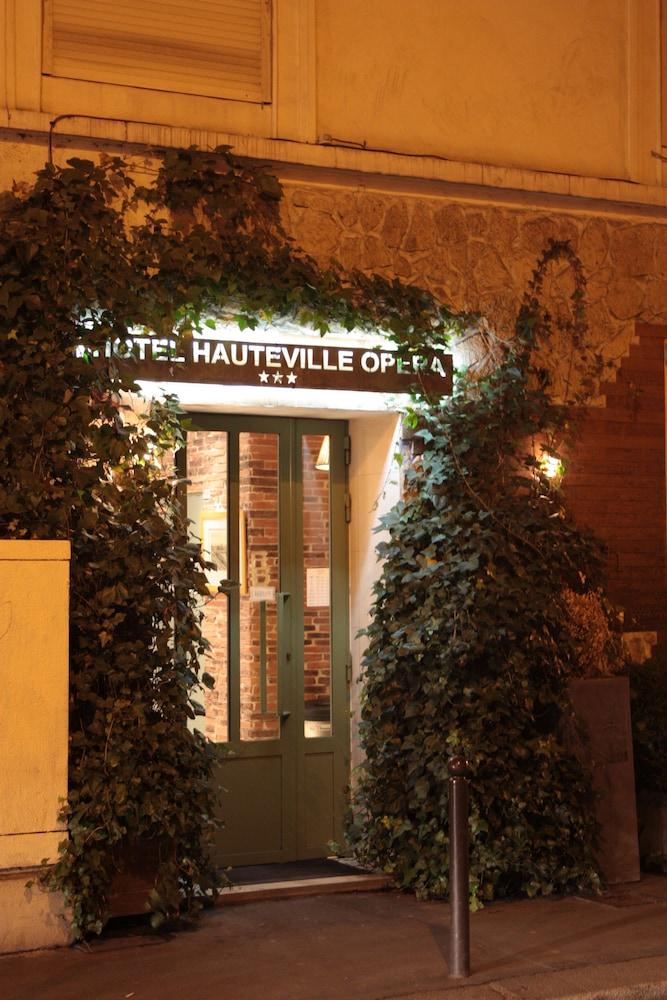 Paris Hotel Hauteville Opera