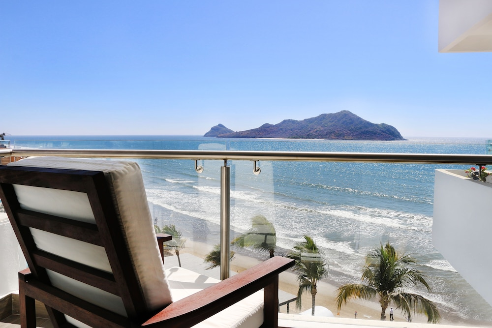 View from Room, The Inn At Mazatlan