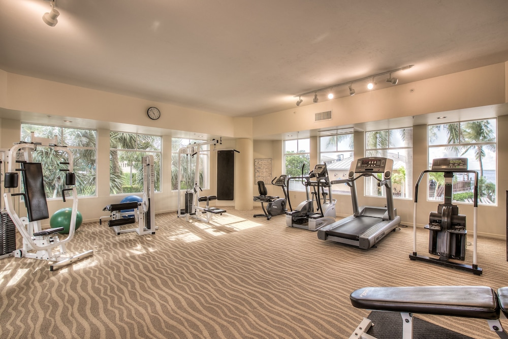 Fitness Facility, Lovers Key Resort