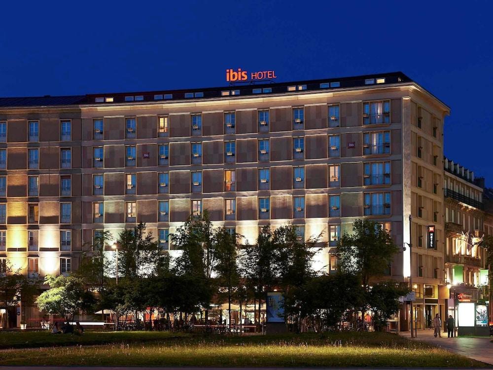 Ibis strasbourg centre gare deals reviews strasbourg for Deal hotel france