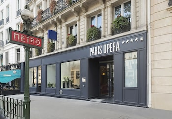 Hotel Paris Opera, managed by Melia