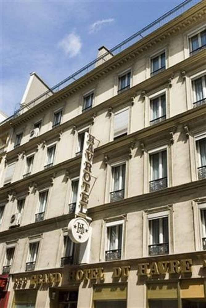 Book grand h tel du havre paris hotel deals for Deal hotel paris