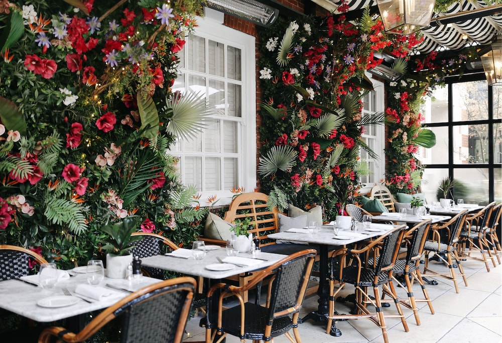 Terrace/Patio, The Bloomsbury