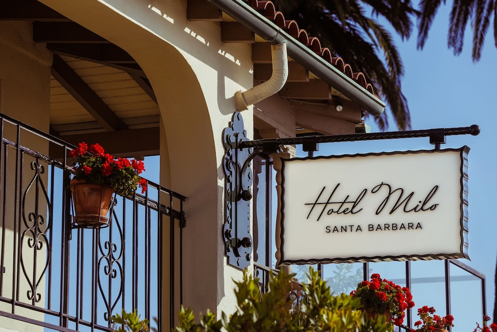Front of Property, Hotel Milo Santa Barbara