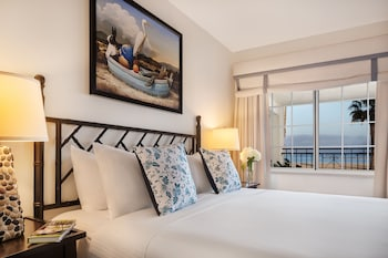 Ocean View, Deluxe Room, 1 King Bed   - Guestroom