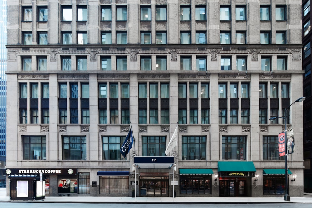 Featured Image, Club Quarters Hotel, Central Loop