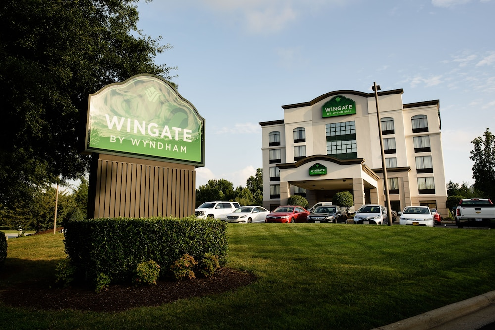 Front of Property, Wingate by Wyndham - Greensboro