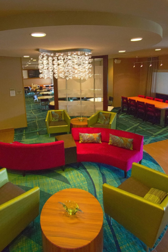 Lobby, SpringHill Suites by Marriott Hershey Near the Park