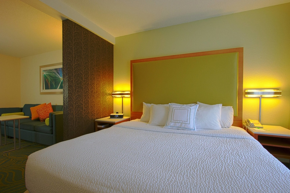 Room, SpringHill Suites by Marriott Hershey Near the Park