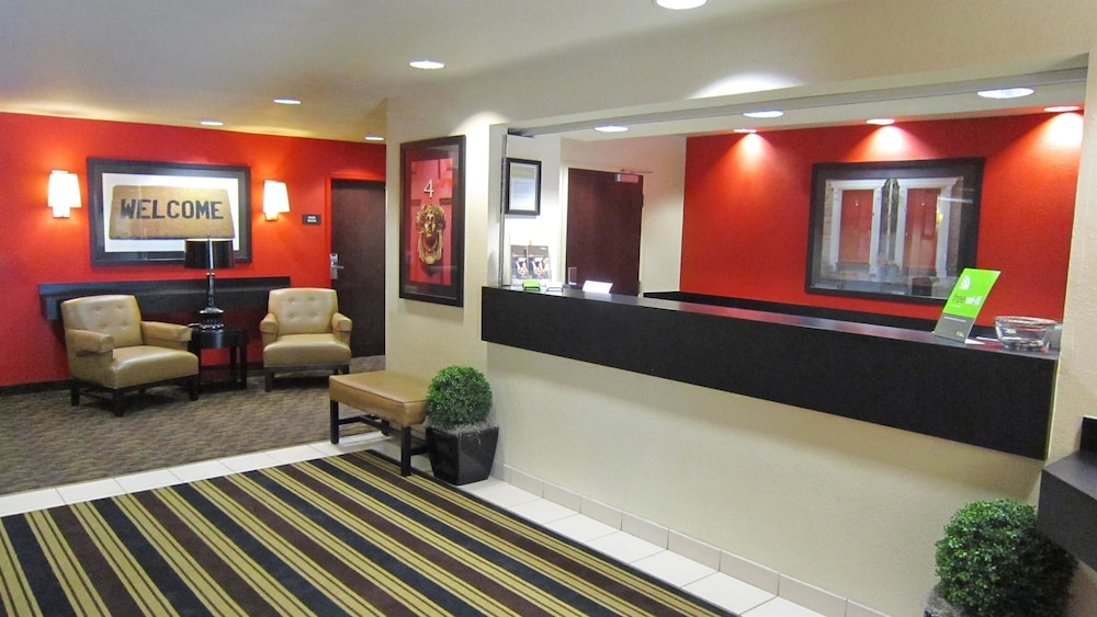 Lobby, Extended Stay America-Orlando-Lake Mary-1036 Greenwood Blvd
