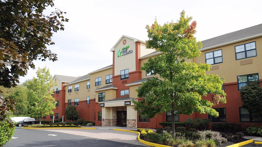 Extended Stay America Suites Princeton West Windsor