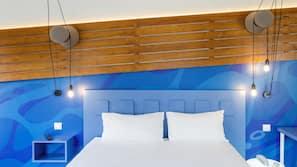 1 bedroom, premium bedding, down duvet, in-room safe