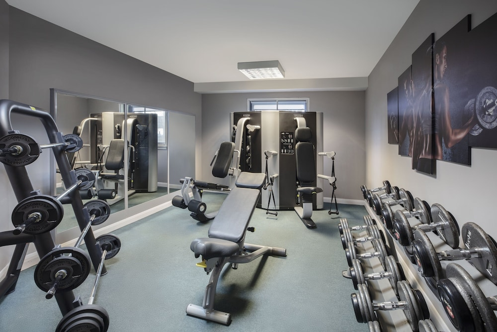 Fitness Facility, Leonardo London Heathrow Airport
