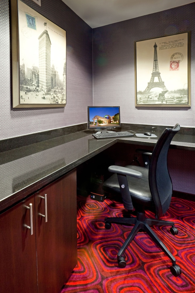 Business Center, Holiday Inn Express Dallas-North Tollway (N Plano), an IHG Hotel