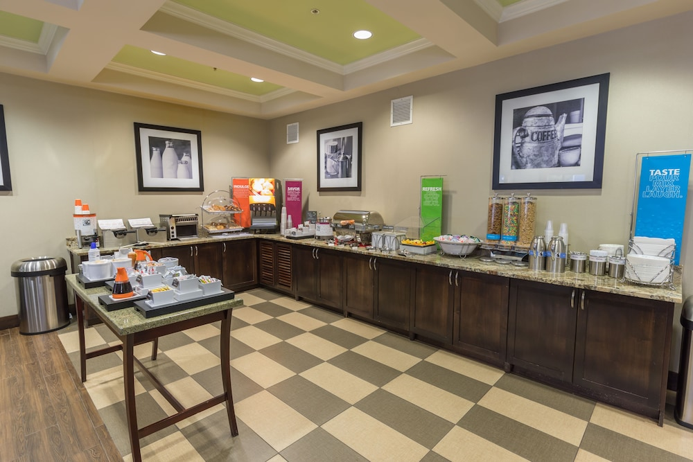 Breakfast Area, Hampton Inn Eugene