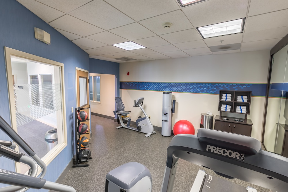 Fitness Facility, Hampton Inn Eugene