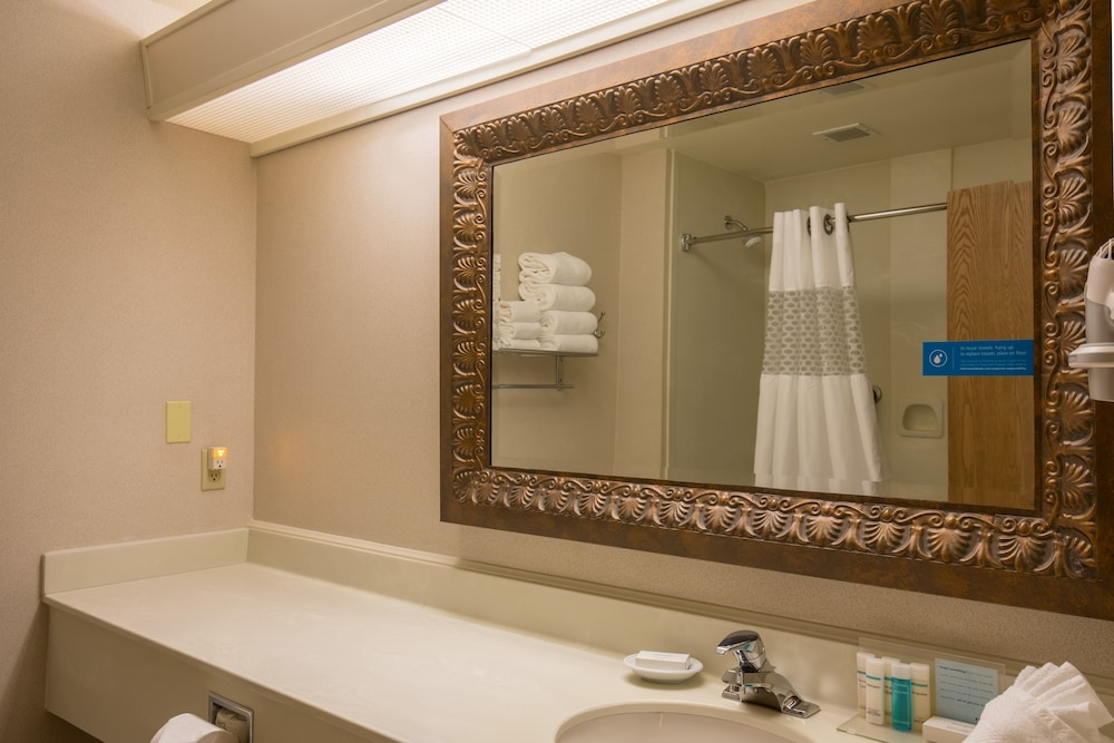 Bathroom, Hampton Inn Eugene
